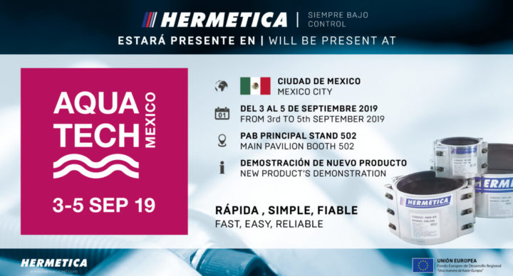 HERMETICA |  AQUATECH 2019